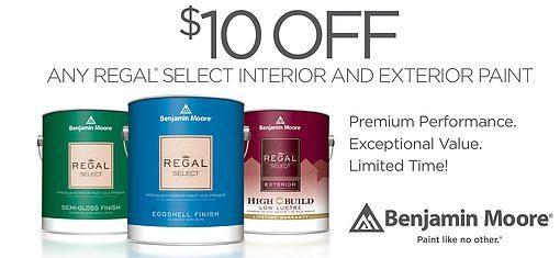 Regal Select Sale at GNH