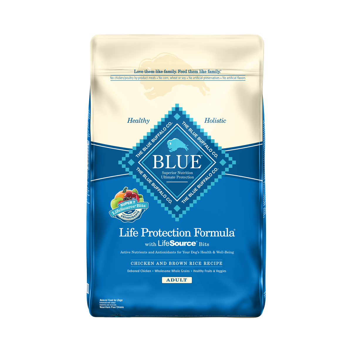 Blue Buffalo Pet Food Featured Products