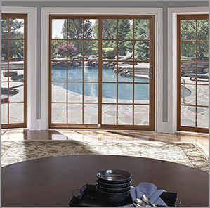 Find brand name windows for my house at gnh lumber hudson for Atrium windows