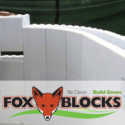 Fox Blocks Insulated Concrete Forms