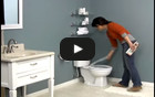 How to Repair a Clogged Toilet