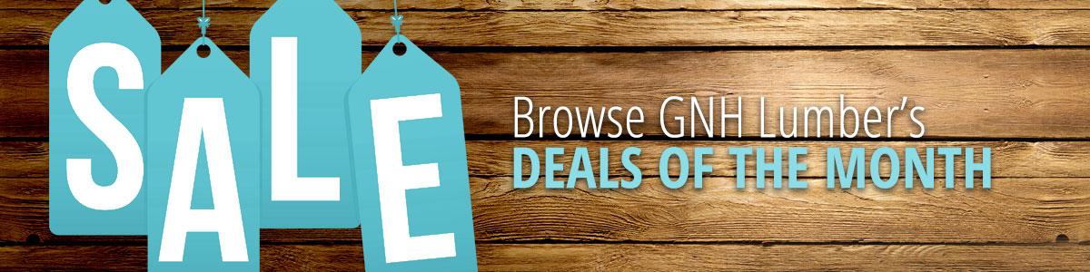 Browse Deals