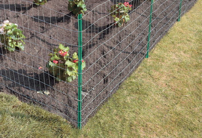 Build Your Own Garden Fence