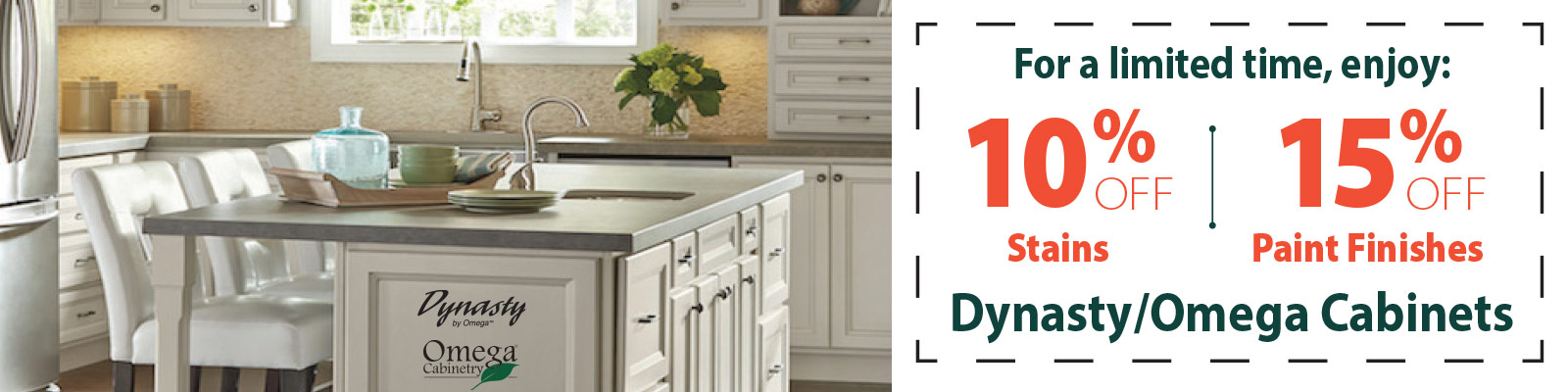 Dynasty Omega Cabinets