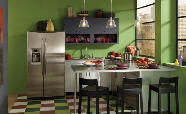 How to Choose Paint Colors for Your kitchen