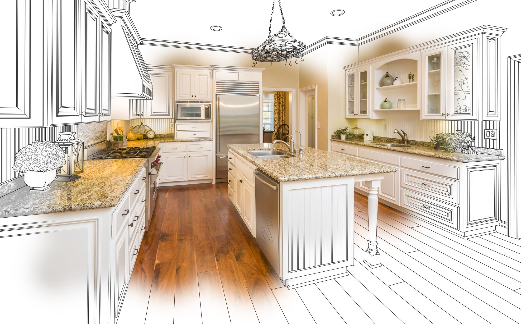 Brighten Up Your Kitchen In 3 Easy Steps