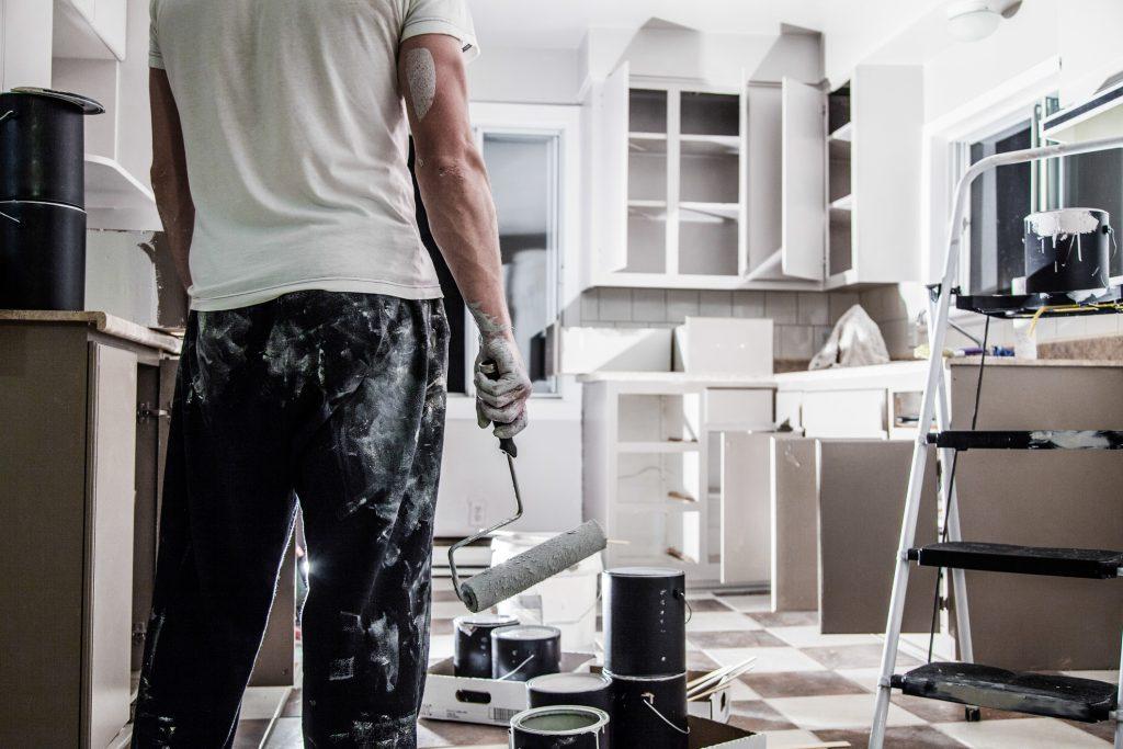 painting-kitchen