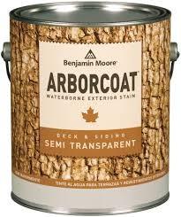 Ben Moore Arborcoat Stain