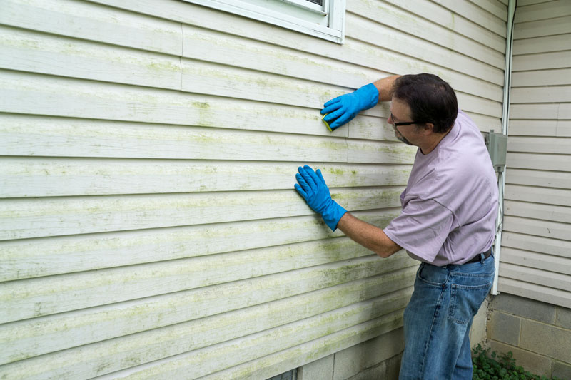 How To Clean And Maintain Your Home S Siding Gnh Lumber Co