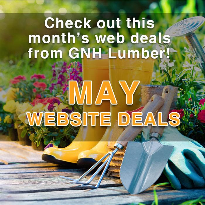 May web deals