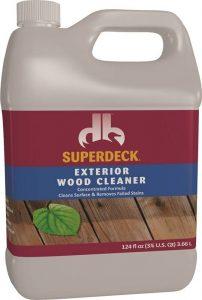 Duckback Wood Cleaner