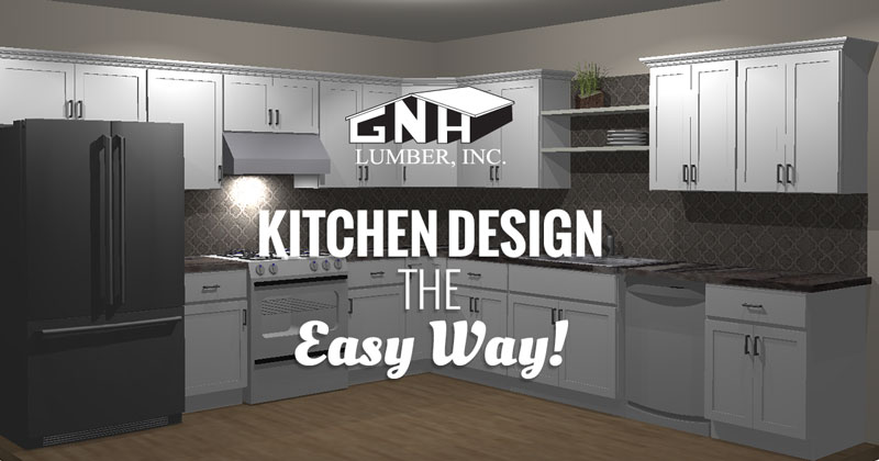 GNH Kitchen Design Package