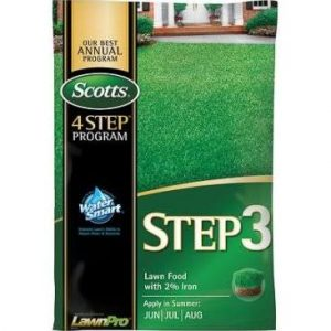 Scott's Step 3 Lawn Fertilizer