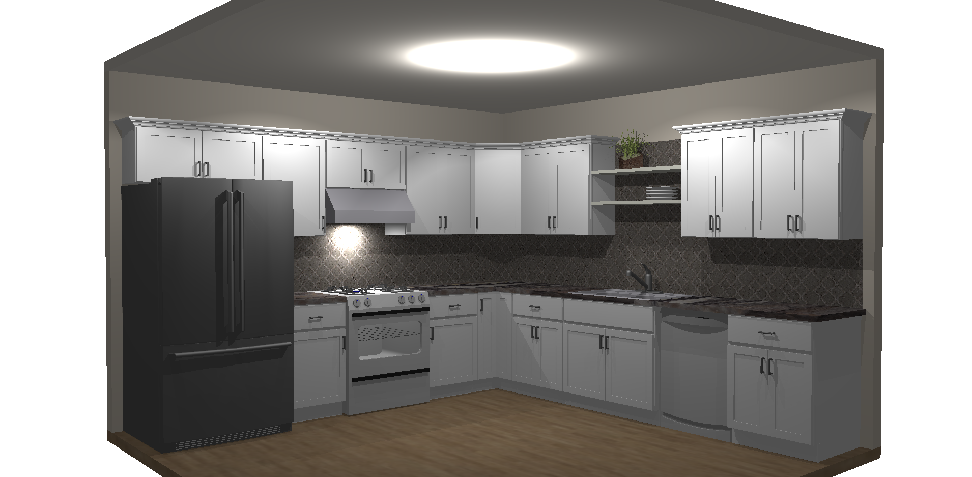 New Kitchen Design Package Gnh Lumber Co