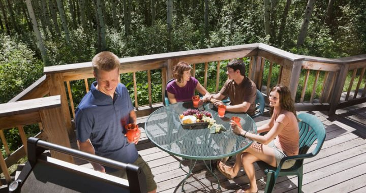 How to Make Your Deck the Gathering Place of the Summer