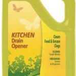 kitchen drain opener