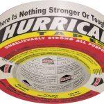 hurricane tape