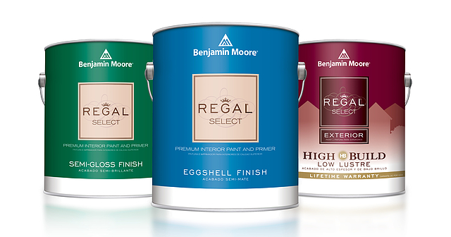 10 off a gallon ben moore regal select paint gnh - Benjamin moore regal select exterior ...