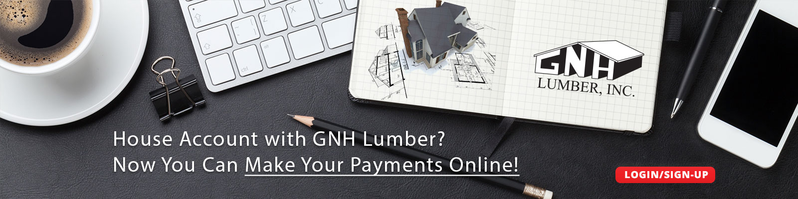 Online Payments at GNH