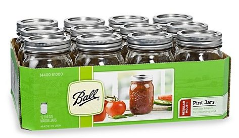 Ball Canning Jars