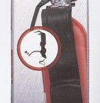Kidde Fire Extinguisher Bracket & Strap