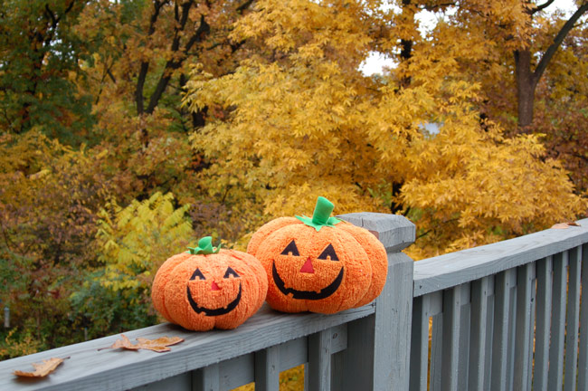 Fall Deck Design Tips