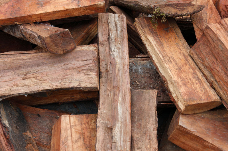 How to Build a Firewood Rack DIY