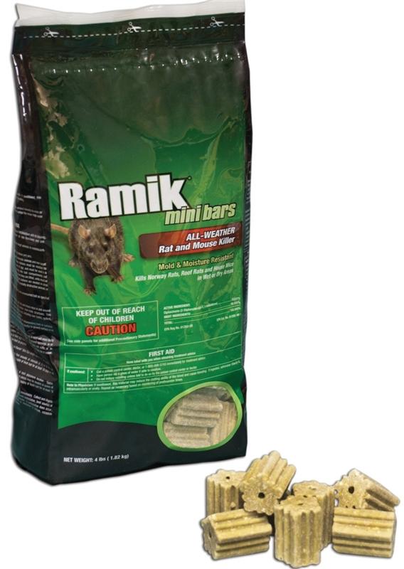 ramik mouse and rat killer