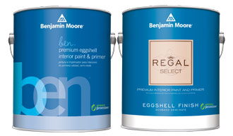 ben moore interior paint sale