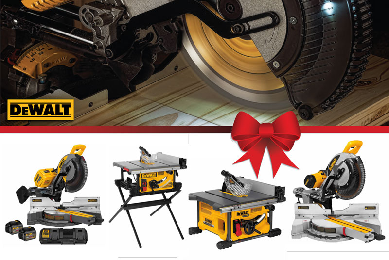 GNH's 12 Days of Tools Dewalt Tool Sale