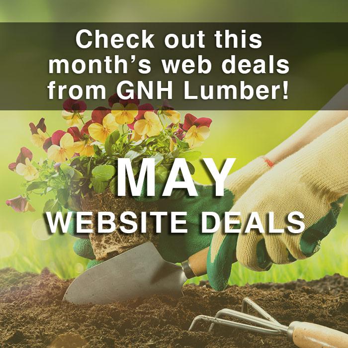 may web sales