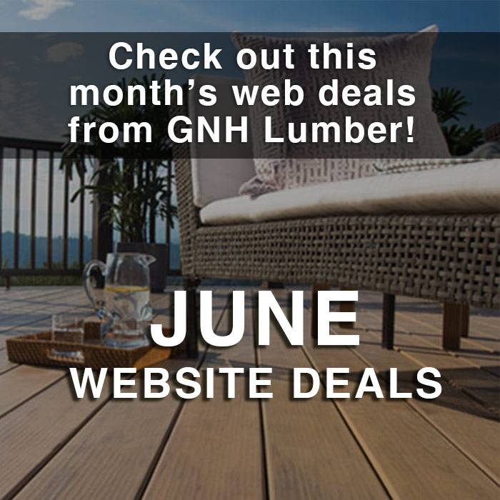 June Website Deals