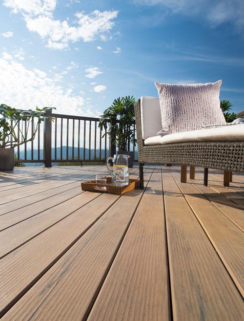 Deck Retreat