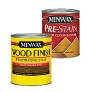 Minwax Stain & Finishes