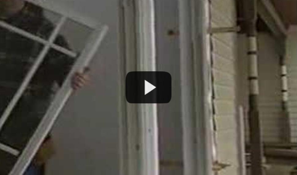 Install Exterior Window Yourself