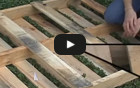 Watch video: Pallet Compost Bin