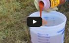 Mixing Concrete – Hand Mixing