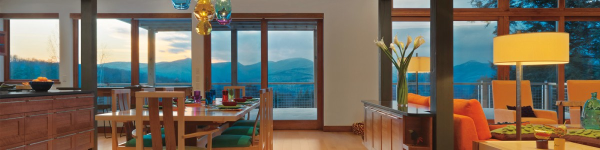 Glass Doors: Your window to the outside