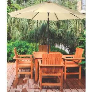 Crank Umbrella
