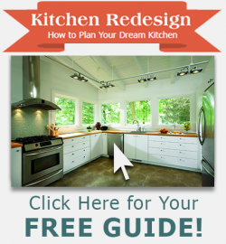 Kitchen Redesign: How to plan your dream kitchen - Free kitchen remodel guide