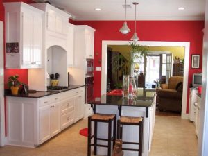 Choosing Bright Paint Colors for Your Kitchen