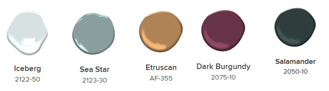 More 2017 Color Trends