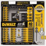 Dewalt 40 pc Screw Lock Set
