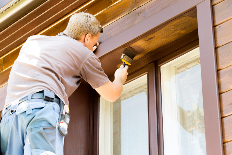 Wood Siding Maintenance