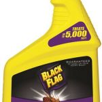Black Flag Flea & tick spray