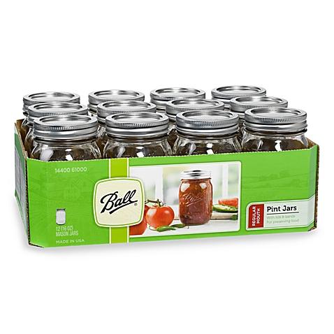 Ball Canning Jars