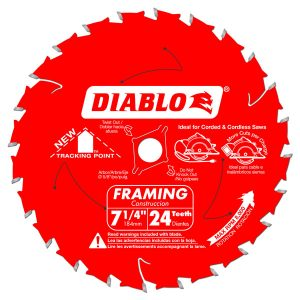 Diablo saw blade