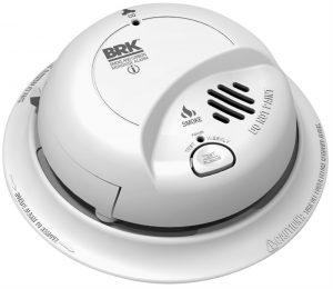 Smoke & CO Detector, Hardwired