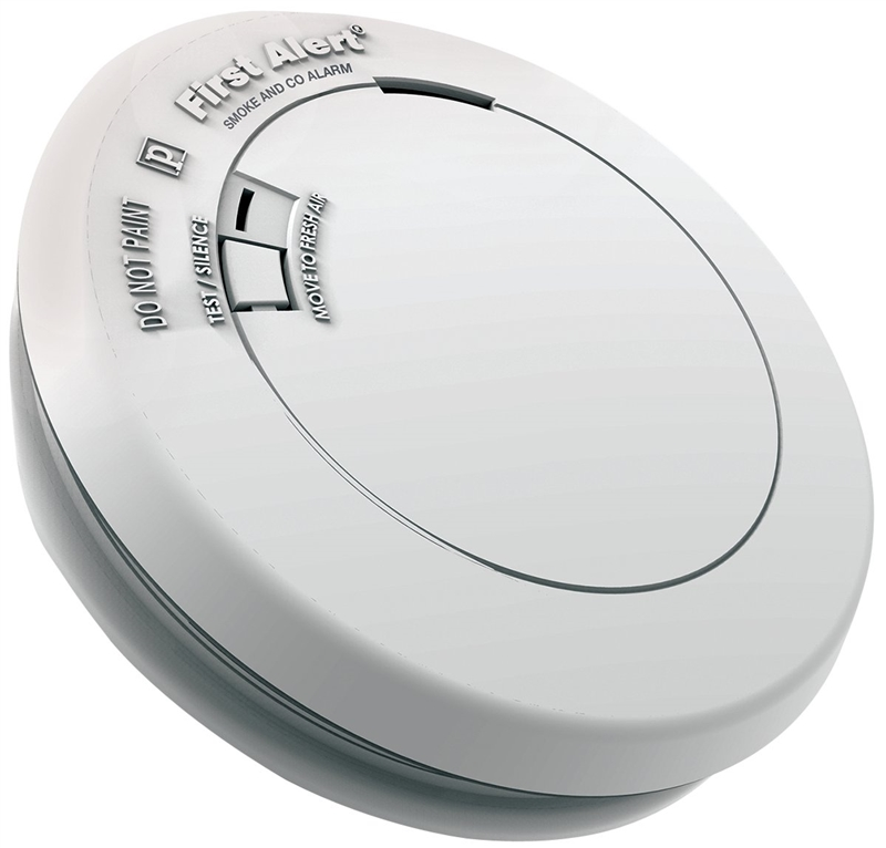 Smoke & CO Alarm 10 year battery