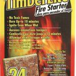 Timberlite Fire Starters